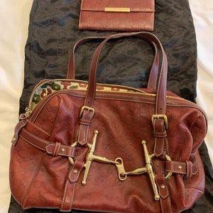 "Gucci 85th Anniversary ""doctors bag"""